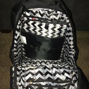 fisher price Accessories - Fisher-Price Morgan Backpack Diaper Bag Baby  Black f5bdd914e5